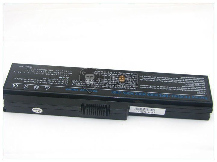 Toshiba PA3634U-1BRS utángyártott notebook akku
