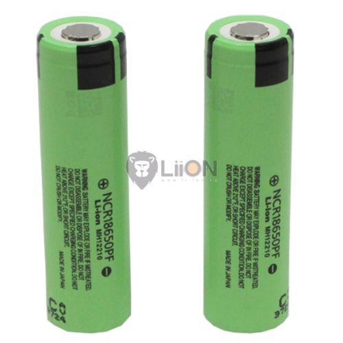 Samsung ICR 18650 3,7V 2200mAh battery cell