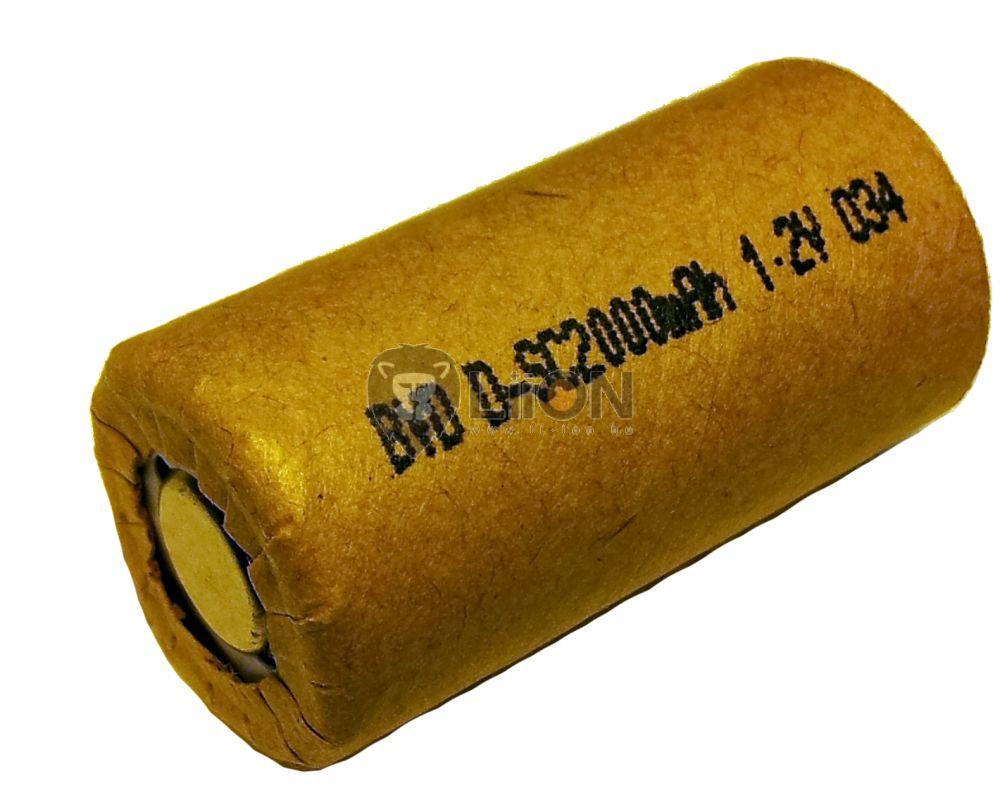 SC 2000 Batteriezellen