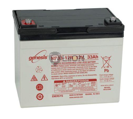 Genesis NP 12V 33Ah akkumulátor