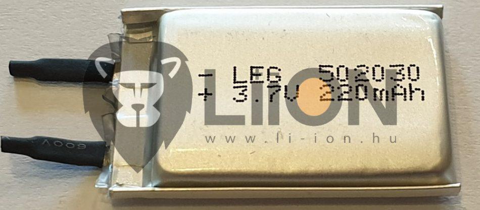 402030 li-po + PCM