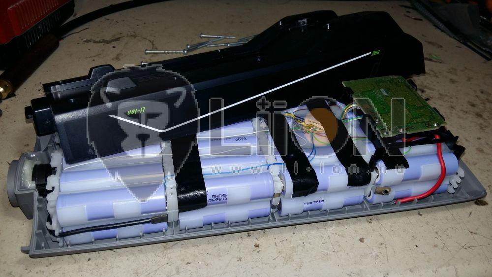 Bosch POWERPACK 400 elektromos bicikli akku felújítás