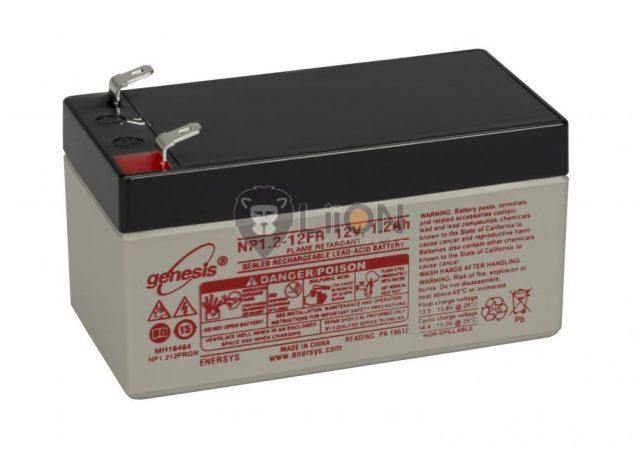 Genesis NP battery 12V 1,2Ah