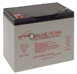 Genesis NP 12V 55Ah akkumulátor