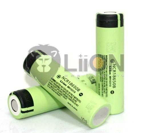 Samsung ICR 18650 3,7 V 2200mAh Batterie-Zelle
