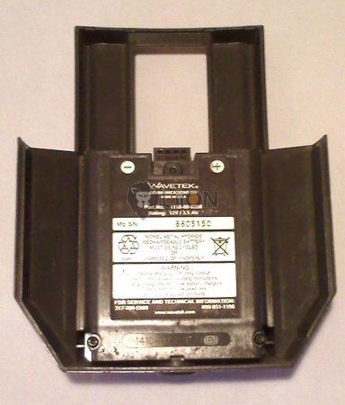 Wavetek Acterna SDA-5000 TV device battery renewal