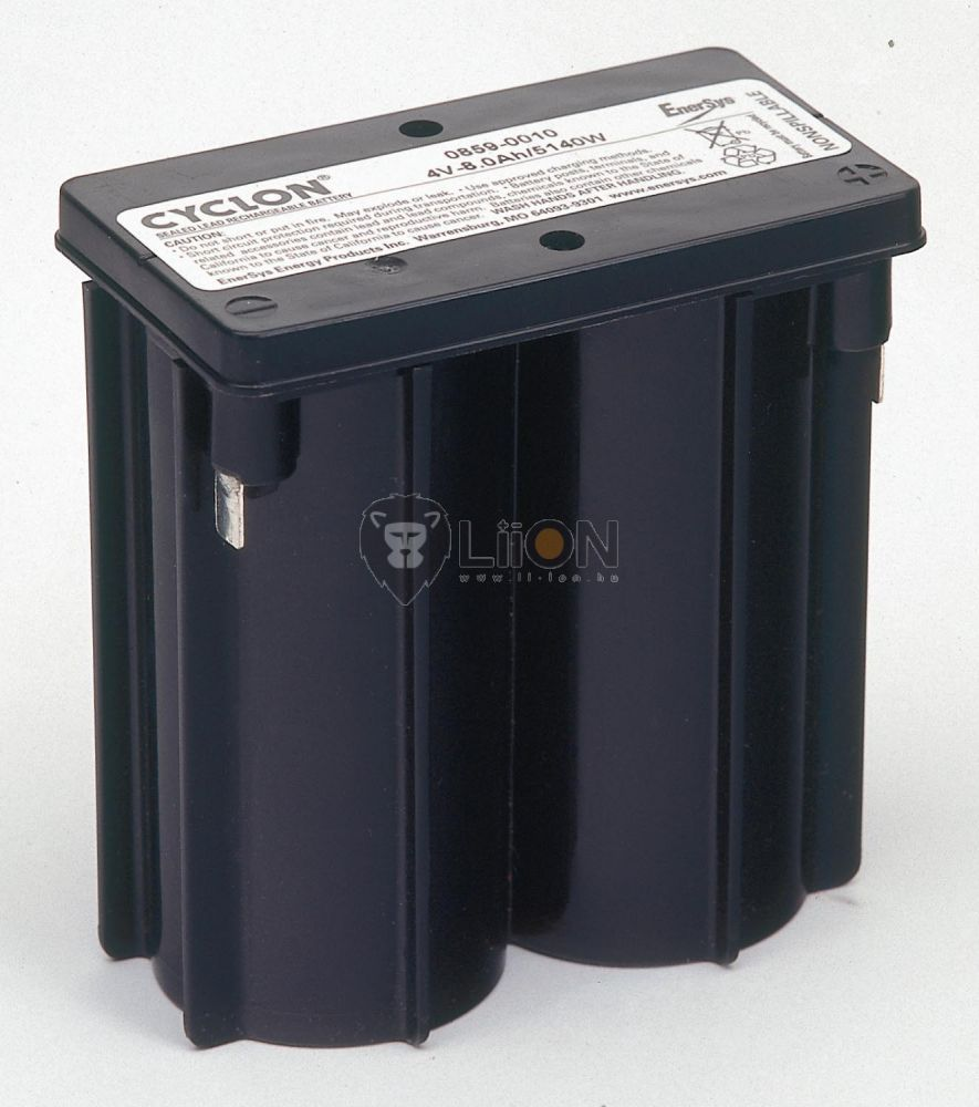Cyclon X cell battery cell