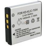 Kodak KLIC 7004 utángyártott kamera akku