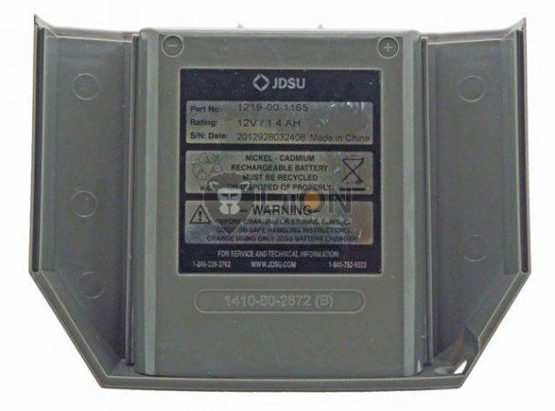 Wavetek 1219-00-1165 TV device battery renewal