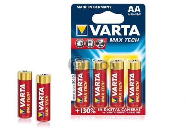 Varta Max Tech AAA elem