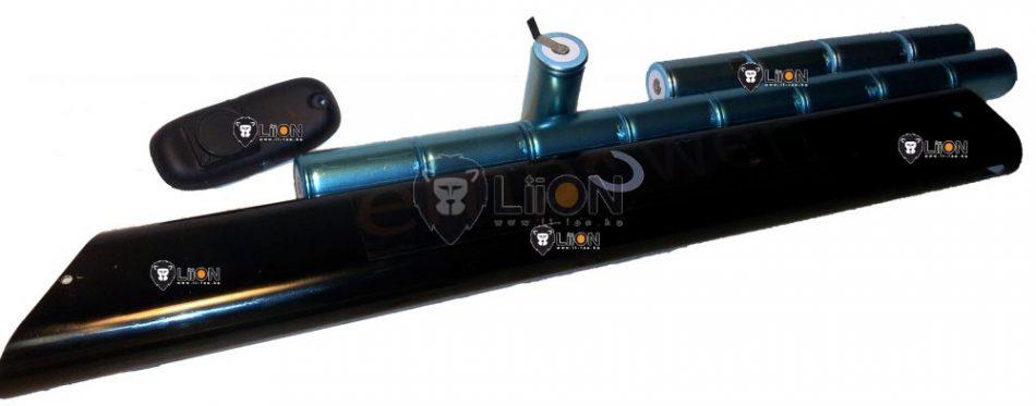 Gocycle empower 19,2V ni-mh pedelec e-bike battery renovation bikes