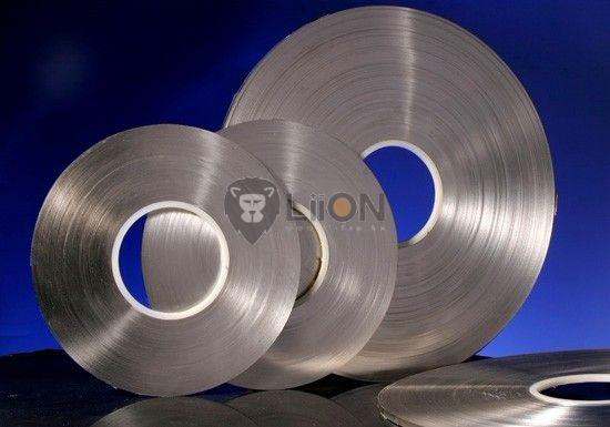 10 mm-es ponthegeszthető és forrasztható nikkel szalag