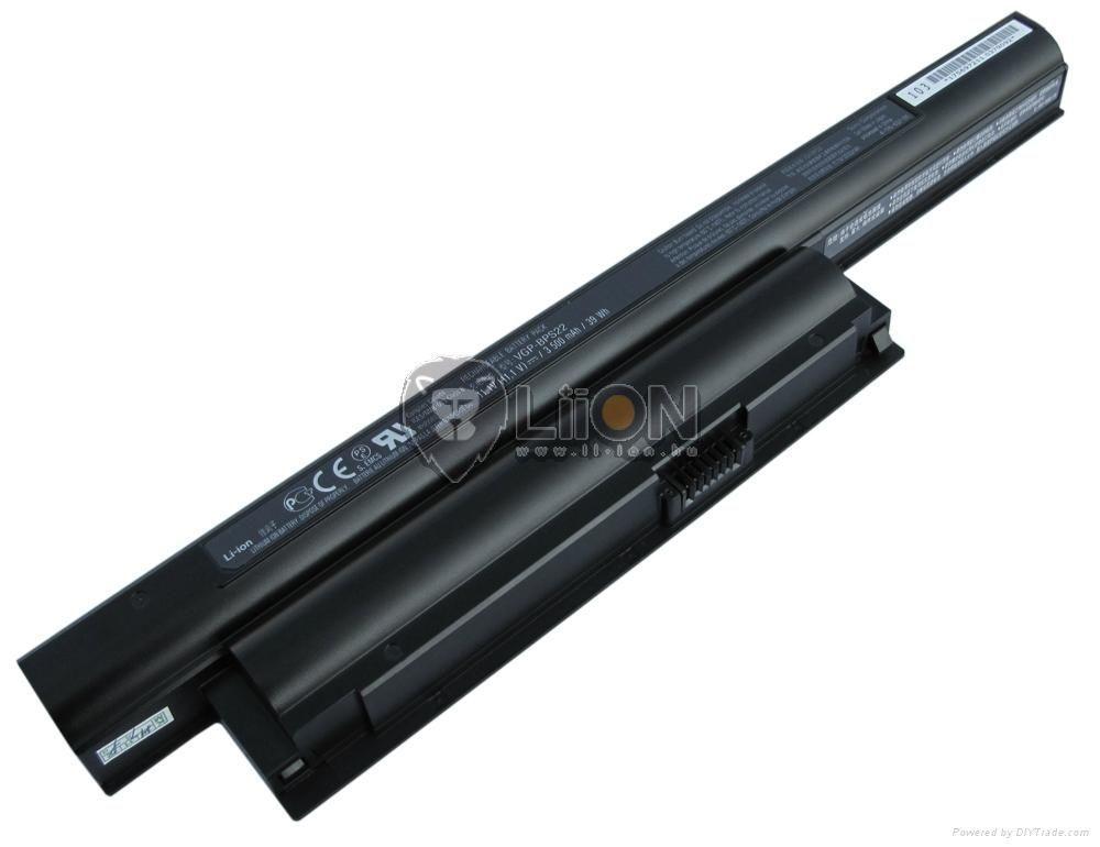 Sony VGP-BPS22 utángyártott notebook akku