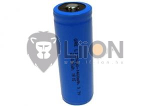 Li-Ion ICR 18500 3,7V 1400mAh industrial battery cell