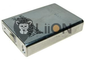 Li-Ion 103450 3,7V 1800mAh battery cell