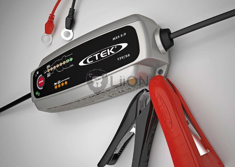 CTEK MXS 5.0 56-999
