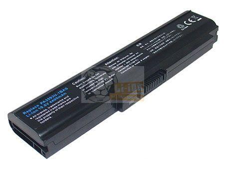 Toshiba Satellite Pro U300 PA3593U-1BAS utángyártott laptop akku