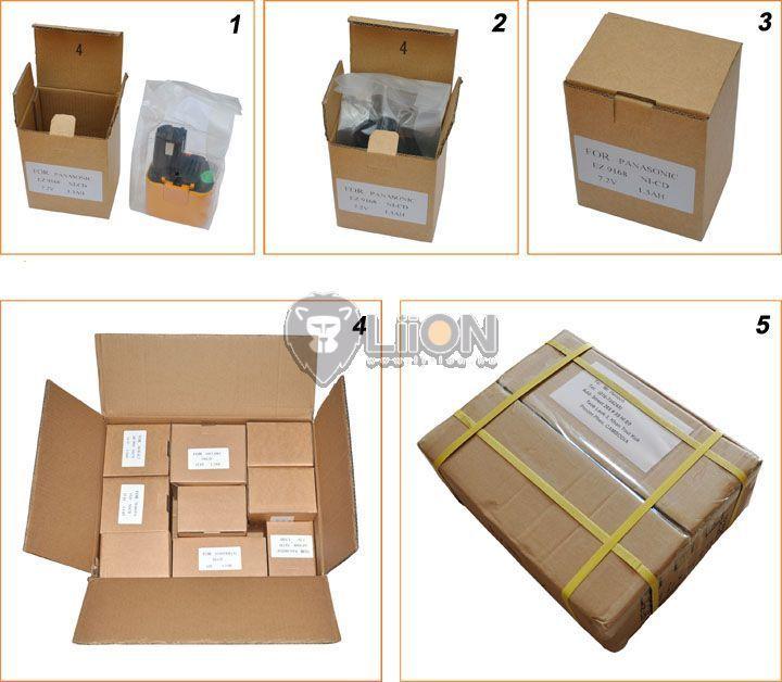 Makita 9120 9.6 V 3.3 Ah Ni-MH power tool battery
