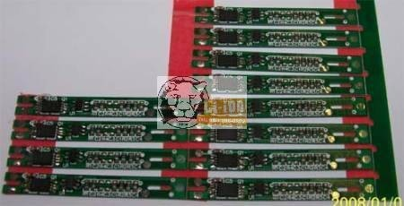 PCB – protection circuit board 7,2V 2A (li-ion , li-polymer)