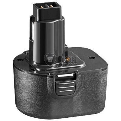 Black & Decker 12V Ni-Cd 2Ah power tool battery