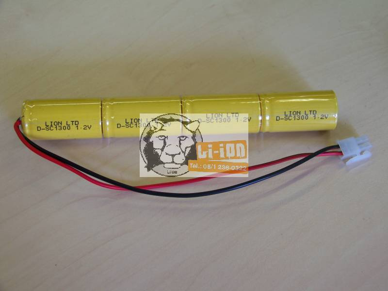 The production of battery packages, his assembly, his planning