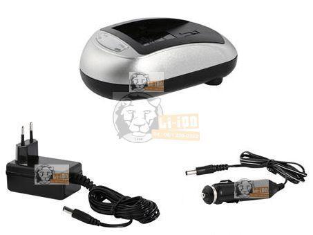 Samsung D-Li8 kamera akkutöltő