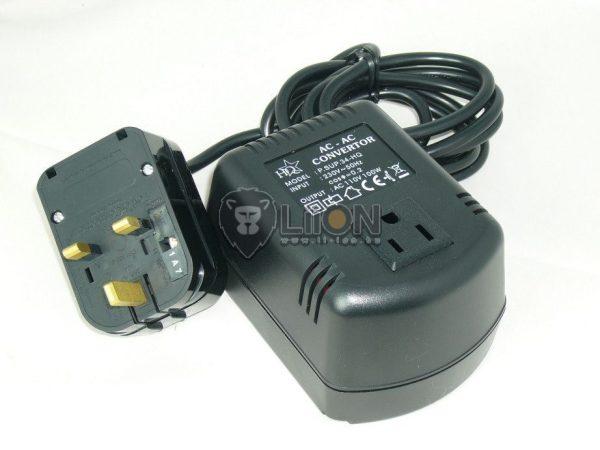HQ75 átalakító 220V-ról 110V-ra