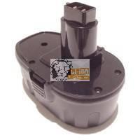 Black&Decker CD140 2000mAh szerszámgép akku felújítás