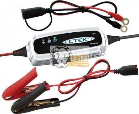 CTEK XS 0.8 autó akkumulátor karbantartó töltő 56-840