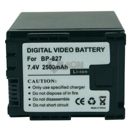 Canon BP-829 kamera Batterie – Ersatz