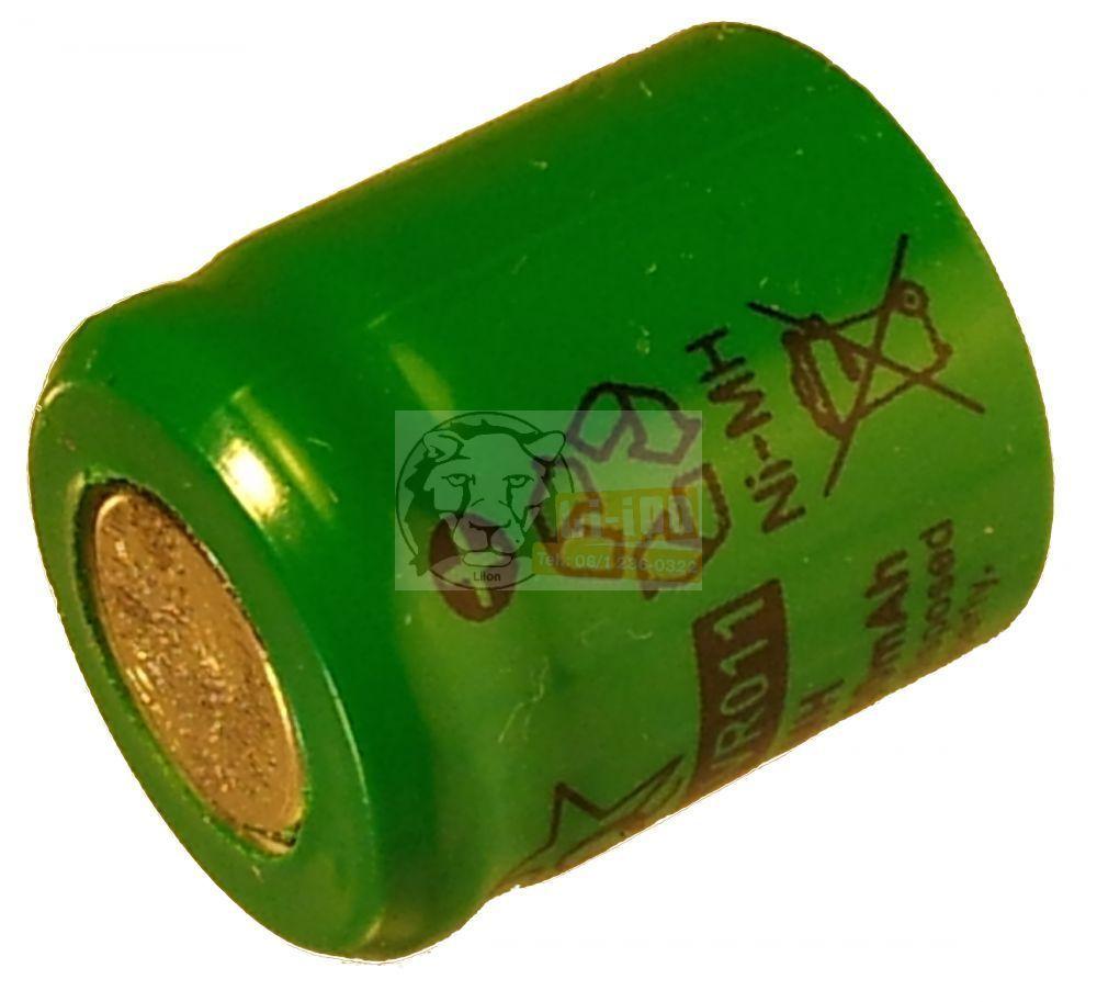 Ni-Mh 1,2V 1/3AA battery cell