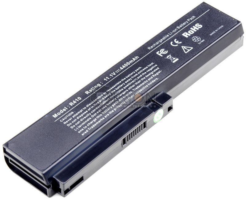 Fujitsu Siemens SQU-804 utángyártott notebook akku