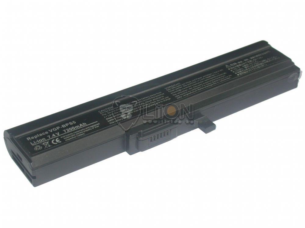 Sony Vaio VGP-BPS5 utángyártott notebook akku