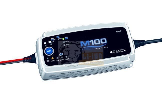 CTEK M100 Marine Battery Charger