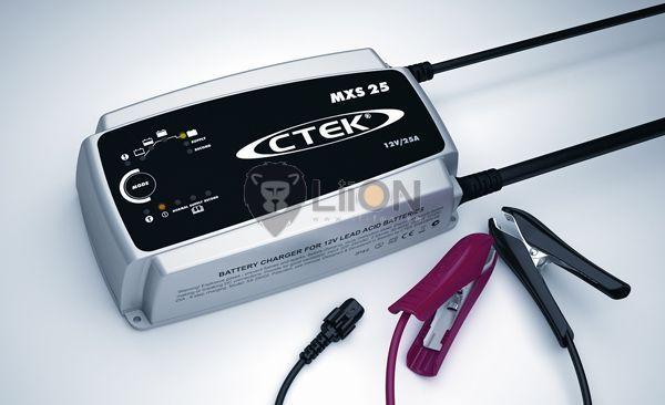 CTEK MXS25 autó akkumulátor karbantartó töltő 56-732