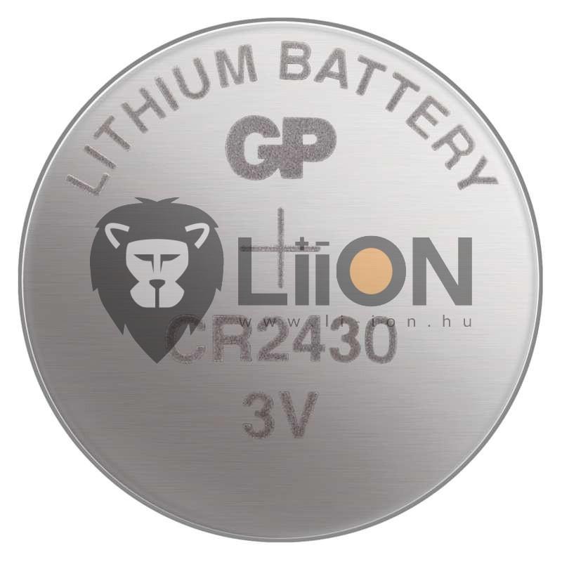 GP CR2430 gombelem
