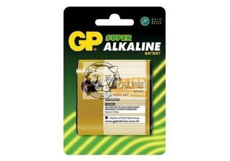 GP 4,5V alkáli tartós laposelem