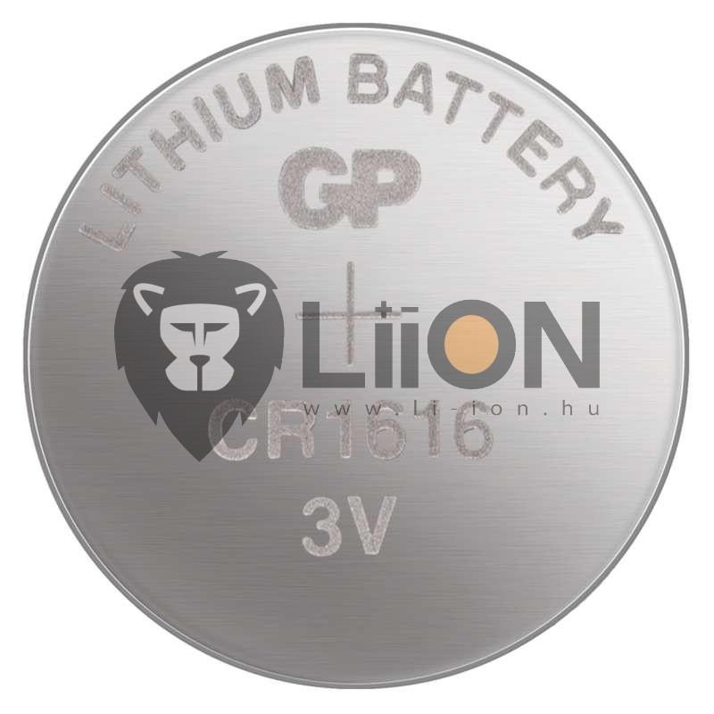 GP CR1616 gombelem