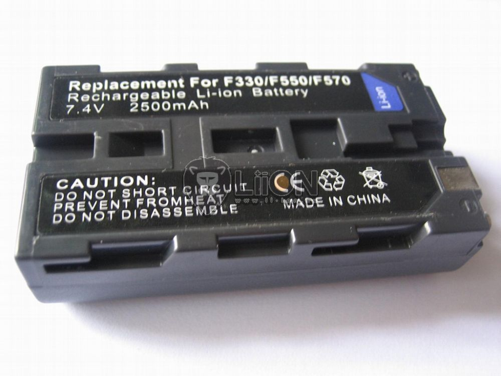 NP-F550 akku Sony kamerához