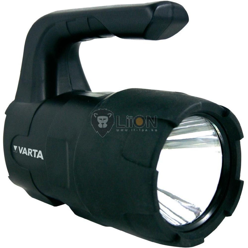 Varta Indestructible 3 Watt LED Lantern 4C elemlámpa - Varta 18750