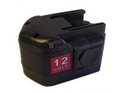 AEG 12V 2Ah NiMh battery BBS12