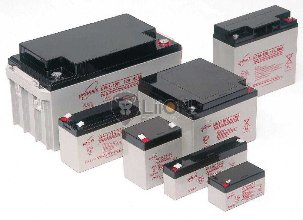 Genesis NP 12V 3,4Ah akkumulátor