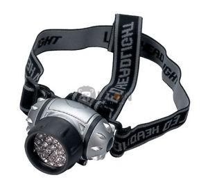 PLF 19 LED-es fejlámpa