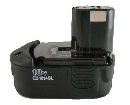 Hitachi EB1812S ni-cd szerszámgép akku felújítás