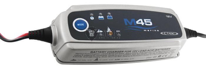 CTEK M45 akkumulátor töltő 56-385