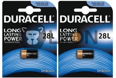 Duracell Photo Lithium 28L