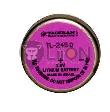 Tadiran TL-2450 lithium gombelem
