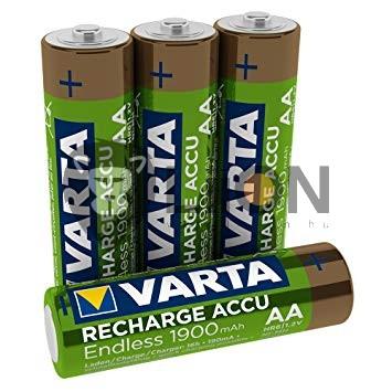VARTA Ready 2 Use AA 1600 mAh ceruza akkumulátor 4db-os