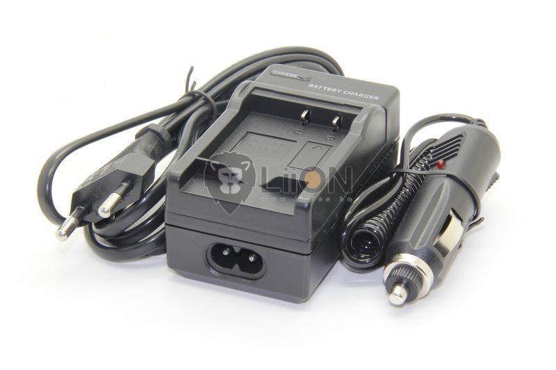Nikon kamerához EN-EL3e akku és töltő