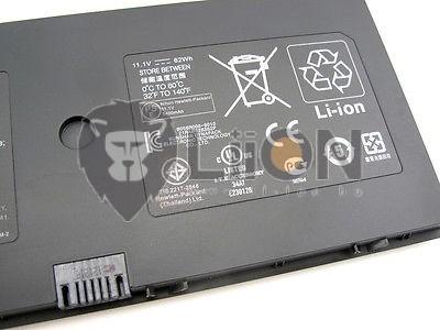 HSTNN-C72C akku HP Probook 5310 notebookhoz